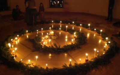 Advent Spiral Sunday the 6th of December