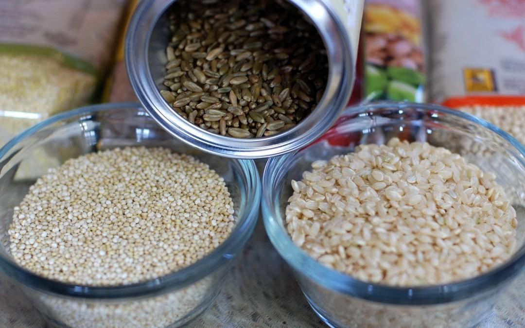 Rice & Lentils – Mondays